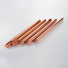 Copper Bonded Earth Rod- ERT